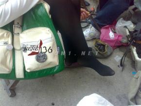 修 鞋 擦 鞋  jiejie136---修鞋的 黑 丝 白高MM【6P】 街拍第一站全网原创独发!