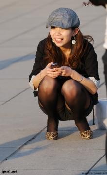 豹 纹 美 女  81/365 豹纹高跟、 黑 丝 精品-共60P 街拍第一站全网原创独发!