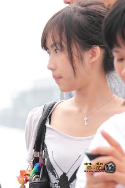香港街拍  【1520系列 - 第二百五十五辑】 女孩子你真甜 ..... (10P) 街拍第一站全网原创独发!