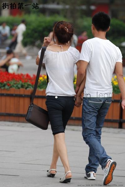 修 身 长 裤  2011-10p 街拍第一站全网原创独发!