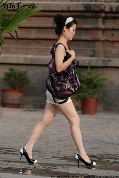 包 臀 短 裙  2104-5p 街拍第一站全网原创独发!
