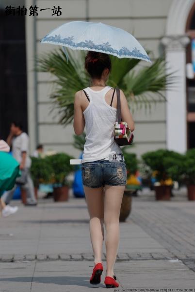 热 裤 美 女  2178-6p 街拍第一站全网原创独发!