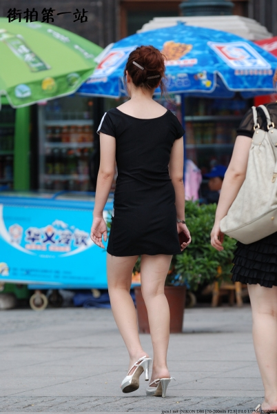 包 臀 短 裙  2180-4[p 街拍第一站全网原创独发!