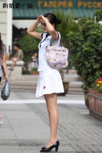 包 臀 短 裙  2298-7p 街拍第一站全网原创独发!