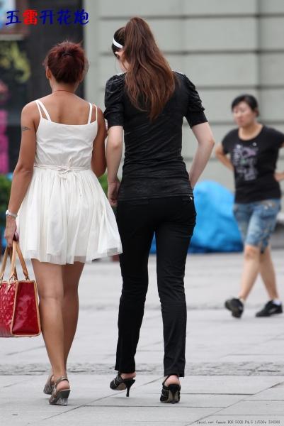 短 裙 美 女  2465-4p 街拍第一站全网原创独发!