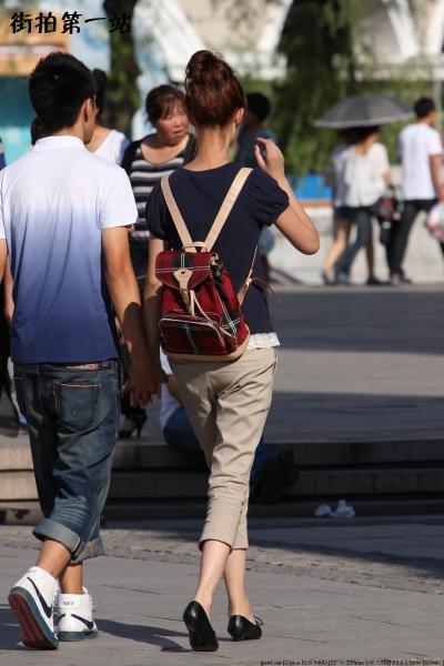 修 身 长 裤  2791-2p 街拍第一站全网原创独发!
