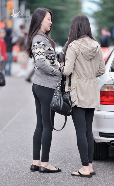 antenna街拍  【antenna】夏の 之母女都选择Legging裤 14P 街拍第一站全网原创独发!