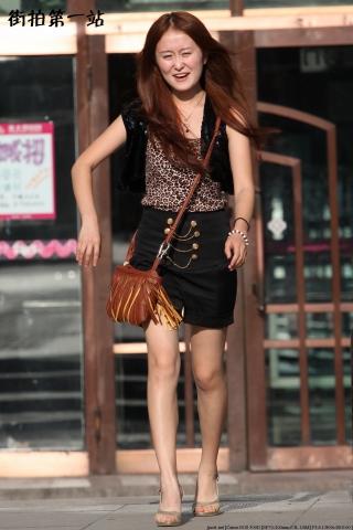 包 臀 短 裙  VIP2806-19p 街拍第一站全网原创独发!
