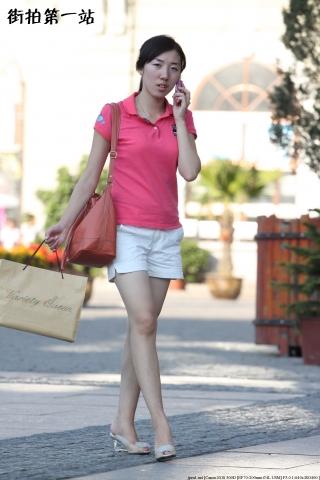 热 裤 美 女  2855-2p 街拍第一站全网原创独发!