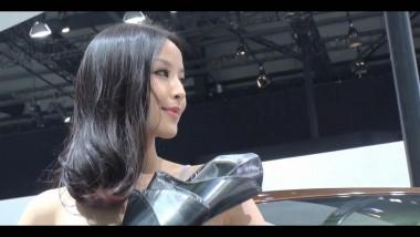 展 会 视频  北京车展二 街拍第一站全网原创独发!