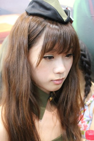 2013ChinaJoy  2013ChinaJoy 美 女 图片专题第八十五集[17P] 街拍第一站全网原创独发!