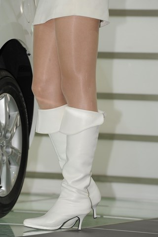 超丝车展  超丝车展 丝 袜 模特 美 女 专题第六十七集[18P] 街拍第一站全网原创独发!