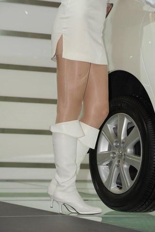 超丝车展  超丝车展 丝 袜 模特 美 女 专题第六十八集[18P] 街拍第一站全网原创独发!