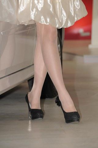 超丝车展  超丝车展 丝 袜 模特 美 女 专题第73集[18P] 街拍第一站全网原创独发!