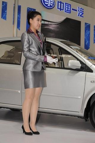 超丝车展  超丝车展 丝 袜 模特 美 女 专题第76集[18P] 街拍第一站全网原创独发!
