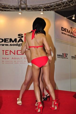 2010上 海 展  2012上海成人展模特 美 女 图片第20集[17P] 街拍第一站全网原创独发!