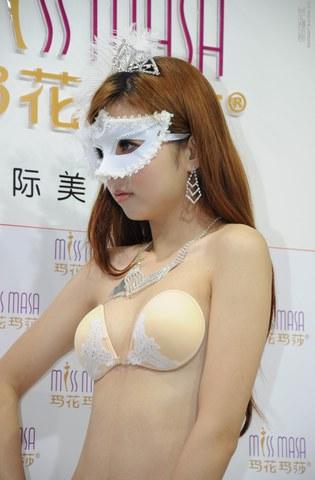 2012深圳内衣展  2012深圳内衣展-----1 街拍第一站全网原创独发!