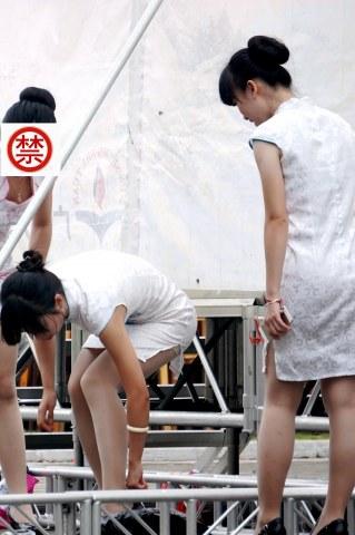 街拍名家  穿 丝 袜 8 【10P】 街拍第一站全网原创独发!