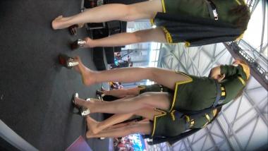 名门夜宴视频  超长时间拍摄  小姐姐们全程玩鞋1(153) 街拍第一站全网原创独发!