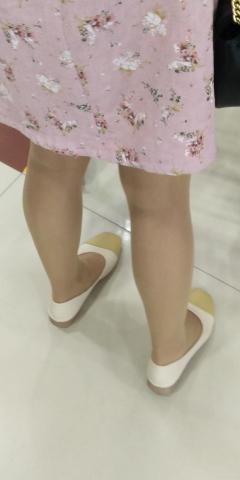 [原创申请客服QQ:1245904381]  超 市买东西的旗袍肉 丝** 街拍第一站全网原创独发!