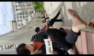 爱在provence视频  **6分33秒 街拍第一站全网原创独发!