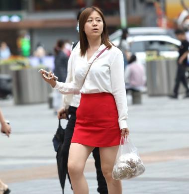【珏一笑而过】高跟包臀裙轻熟 - 街拍图片发布- 街拍第一站