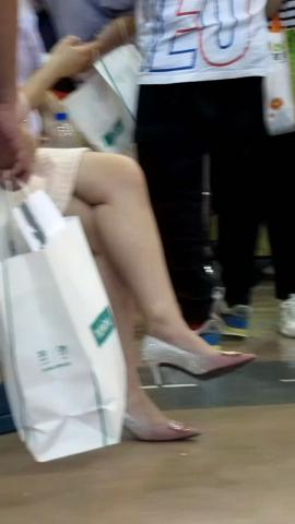丝腿视频小胡出品--2021年3季度(丝 袜长腿高跟) 11 - 视频金币超市- 街拍第一站