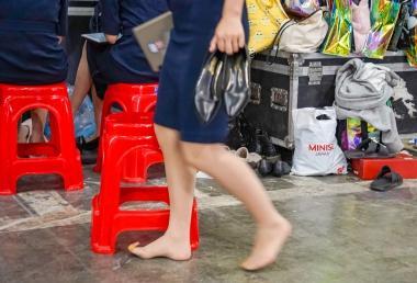 【jim2】蓝裙肉 丝美 女(12p) - 街拍图片发布- 街拍第一站