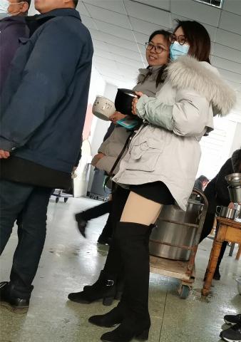 长靴12p - 街拍精品月赛- 街拍第一站