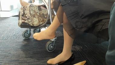 HSP视频  【HSP's video1080P】邻座脱鞋高跟丝 足[03:36] 街拍第一站全网原创独发!