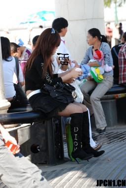 皮 裤 长 靴  524-黑网dior长靴 街拍第一站全网原创独发!