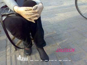 修鞋擦鞋  jiejie136---修鞋熟女薄黑丝[23P] 街拍第一站全网原创独发!