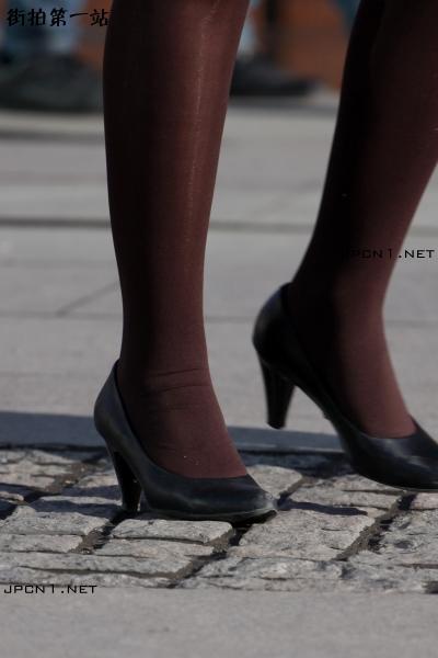 彩 丝 美 女  眼镜、暗红丝-10P 街拍第一站全网原创独发!