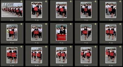OL制服  ★【OL一大帮看得确实费力, 那就一个个来】下集比上集好 16 P 街拍第一站全网原创独发!
