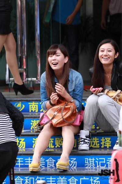 魅丽瞬间  【JSH原创】20110918二十一世纪最可爱的笑容[14P] 街拍第一站全网原创独发!