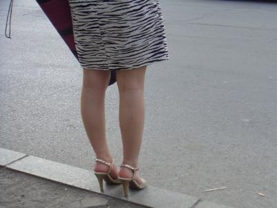 丝 袜 美 足  我最喜欢的两双高跟美足,美人情深【8P】 街拍第一站全网原创独发!