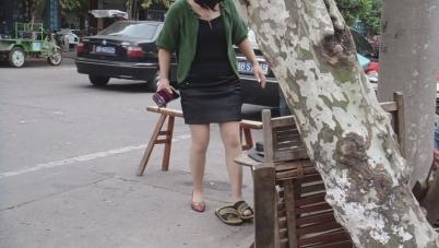 修 鞋 擦 鞋  cctvb出品  高清 肉 丝 修鞋 少 妇 穿鞋片段 13.7M 街拍第一站全网原创独发!