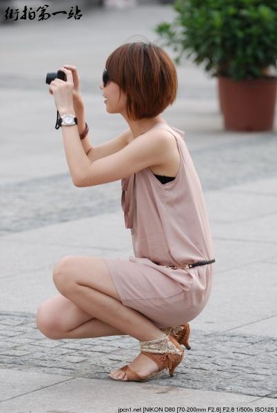 短 裙 美 女  2090-8p 街拍第一站全网原创独发!