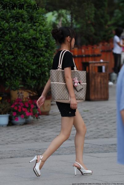 热 裤 美 女  2171-4p 街拍第一站全网原创独发!