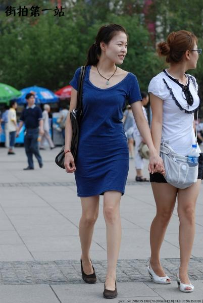 短 裙 美 女  2204-3p 街拍第一站全网原创独发!