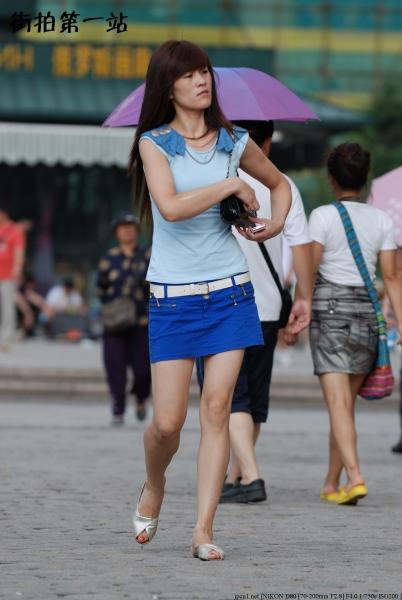 短 裙 美 女  2206-7p 街拍第一站全网原创独发!