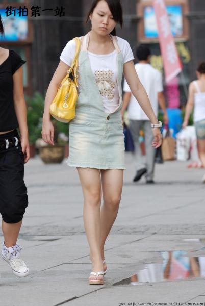 短 裙 美 女  2229-7p 街拍第一站全网原创独发!