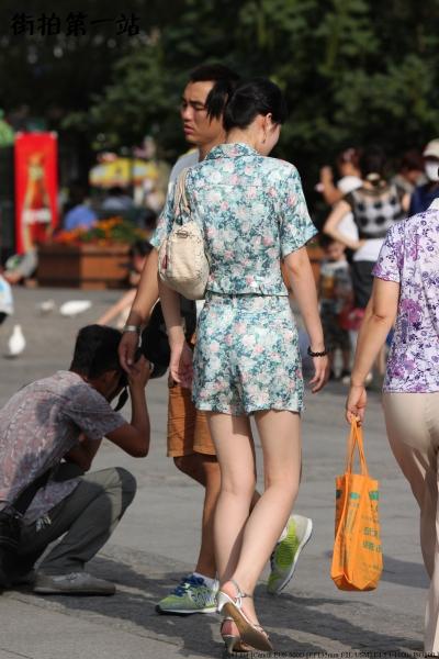 短裙美女  2331-8p 街拍第一站全网原创独发!