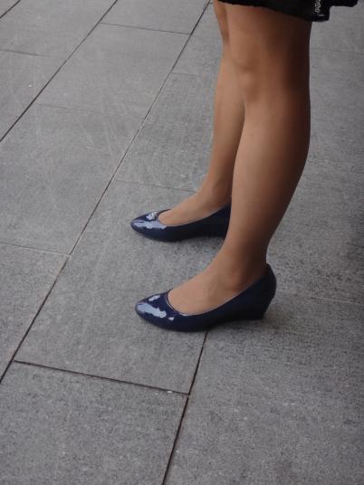 个 性 坡 跟  {高跟百款汇261}-- 少 妇 的 丝 袜 坡跟10P 街拍第一站全网原创独发!
