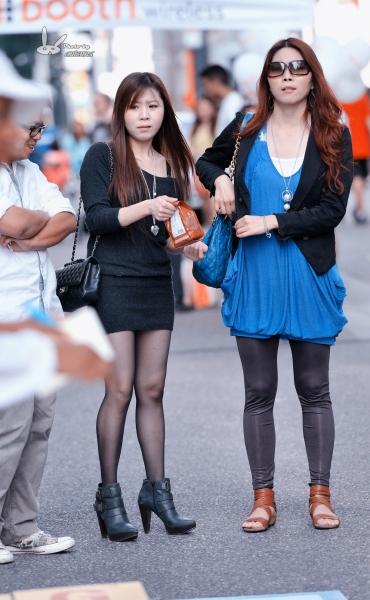 antenna街拍  【antenna】夏の 之 黑 丝 短靴黑裙 少 妇  9p 街拍第一站全网原创独发!