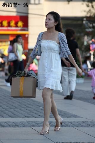 短 裙 美 女  2857-8p 街拍第一站全网原创独发!
