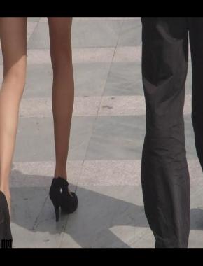 丝 袜 视频  cctvb出品 身材棒的 丝 袜 美腿高跟鞋! 街拍第一站全网原创独发!