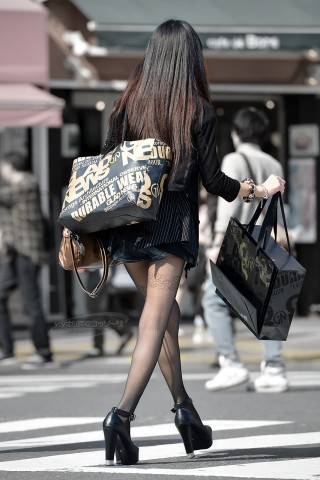 日本街拍  5.7-5.8 街拍第一站全网原创独发!