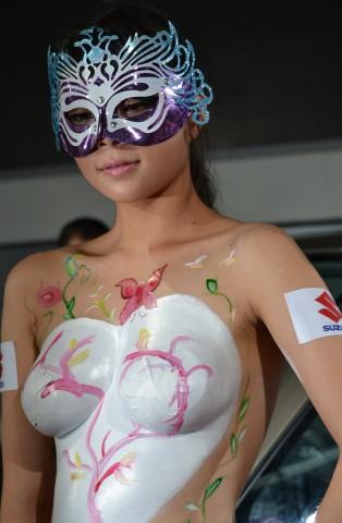 2012深港澳车展  2012深港澳车展 美 女 图片专题之七十六[17P] 街拍第一站全网原创独发!