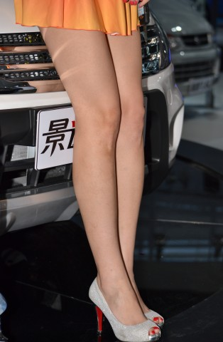 2012深港澳车展  2012深港澳车展 美 女 图片专题之八十七[17P] 街拍第一站全网原创独发!